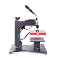15x15cm Heat Press Machine, Transfer Printing Sublimation Press Design Hot Marking Machine