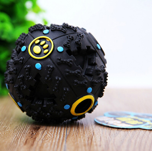 Pet Toys Dogs With Strange Voice Leakage Ball Toys Can Pack Snack Foods The Dog Dog Food Ball  Dog Toys