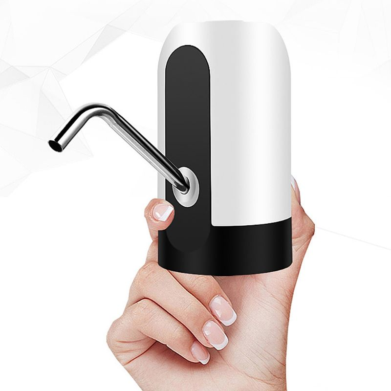 Wireless Electric Automatic Drinking Water Bottle Pump USB Rechargeable Smart Dispenser Electrical Water Pump