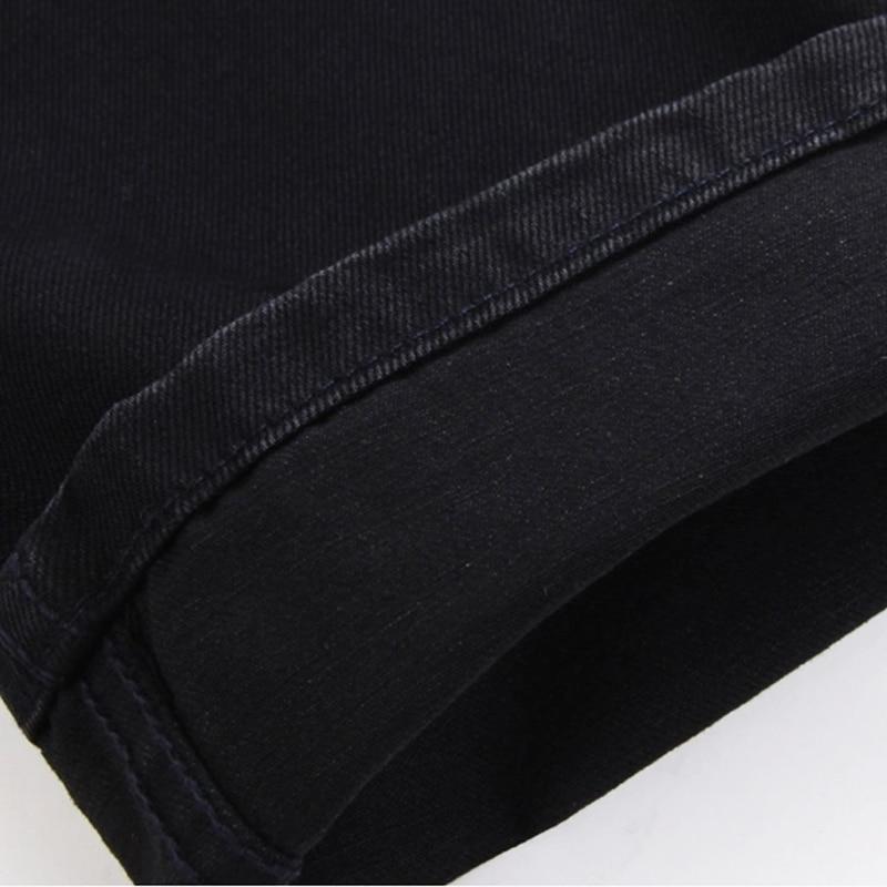 Slim Fit Straight Denim Trouser Cotton Jeans  3