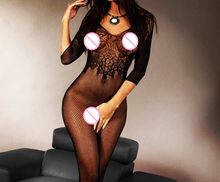 Sexy Lingerie hot Bodysuit Sexy Costumes Intimates Women Bodystocking open crotch sex products erotic lingerie Chemises qq127