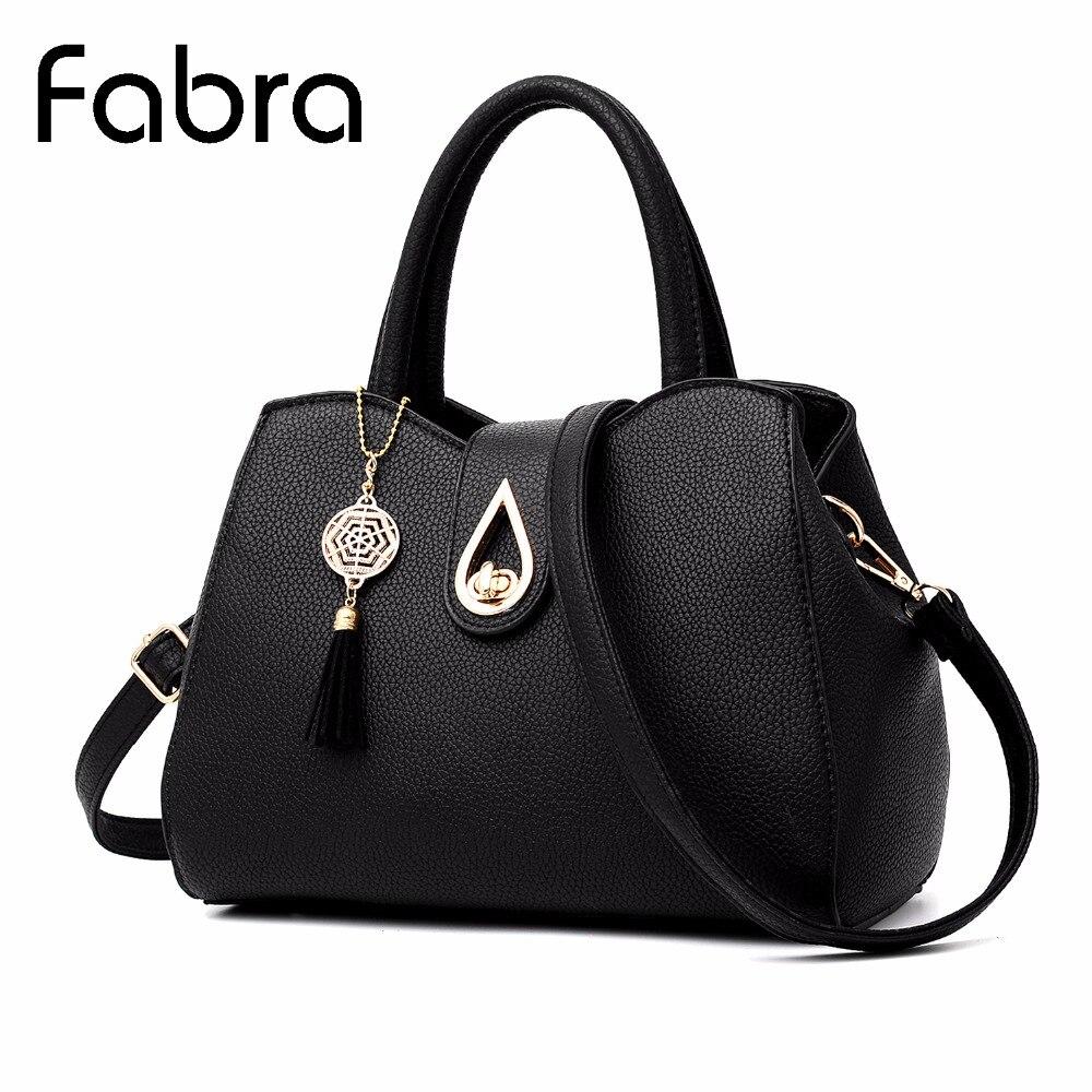 Fabra New Women Handbags Formal Women Briefcase Business Ladies Shoulder Messenger Crossbody Bags Casual Brief Tote Saffiano Bag