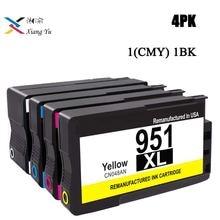 Картридж чернильный совместимый с hp officejet pro 950 951 8100