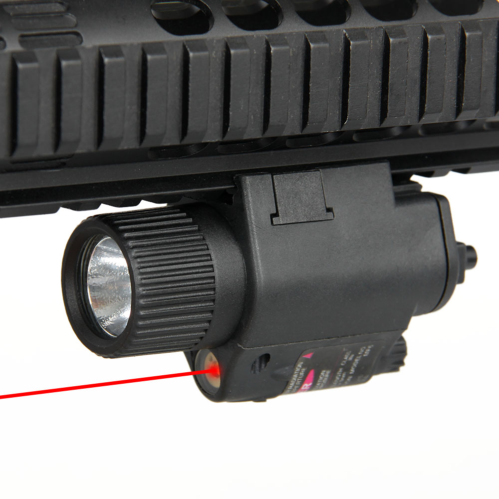 TRIJICON  Military White/Yellow Light  Weapon Light With Green/Red Laser For Hunting CS Game Paintball Accessory OS15-0003R