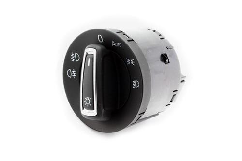 Хром евро глава выключатель света(с функцией автоматического Функция) для VW Volkswagen Golf MK7