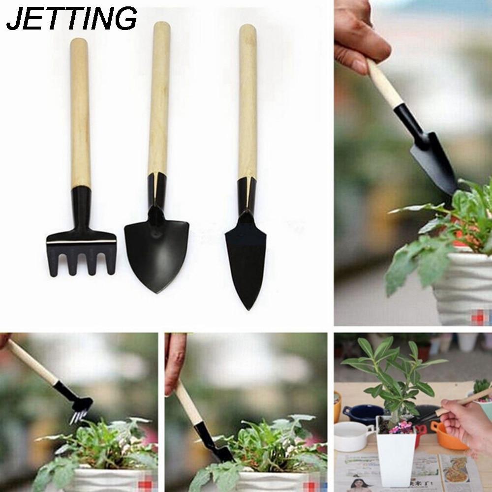 Mini garden hand tool kit plant gardening shovel spade for Gardening tools 6 letters