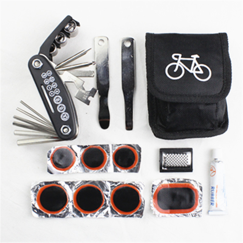 Bicycle Repairing Tool Sets Bike Multi Repair Tool Kit Hex Spoke Wrench Mountain Cycle Screwdriver