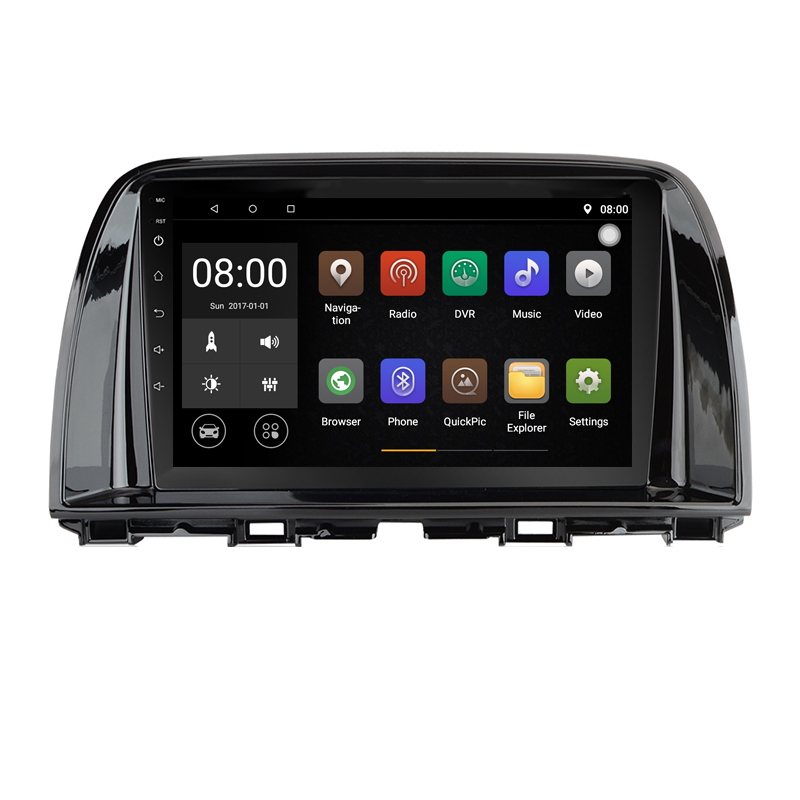 2 din 9 inch <font><b>Android</b></font> 9.1 Car DVD <font><b>Radio</b></font> GPS Navigation for <font><b>Mazda</b></font> <font><b>CX</b></font>-<font><b>5</b></font> <font><b>CX</b></font> <font><b>5</b></font> CX5 2012 2013 2014 Wifi 3G Can Bus BT image