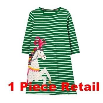 8d456136b Товар Baby Girls Dress Unicorn Costume for Kids Clothing Brand ...