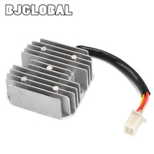 Motorcycle Metal 12V Voltage Regulator Rectifier For Sym Jet Basix 50 Shark 125 150 Euro MX 125 150 Euro MX 125 V31600CJF000(China)
