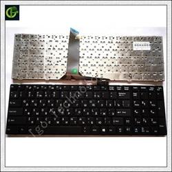 Rosyjska klawiatura dla MSI V139922AK1 V139922BK1 V139922CK1 V139922DK1 V139922FK1 V139922HK1 V139922JK2 V139922LK1 V123322JK2 RU w Zamienne klawiatury od Komputer i biuro na