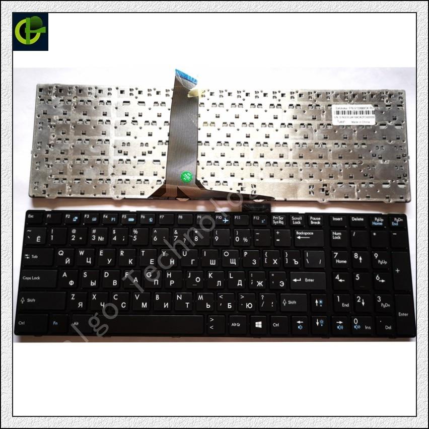 Russian Keyboard for MSI V139922AK1 V139922BK1 V139922CK1 V139922DK1 V139922FK1 V139922HK1 V139922JK2 V139922LK1  V123322JK2 RU-in Replacement Keyboards from Computer & Office on