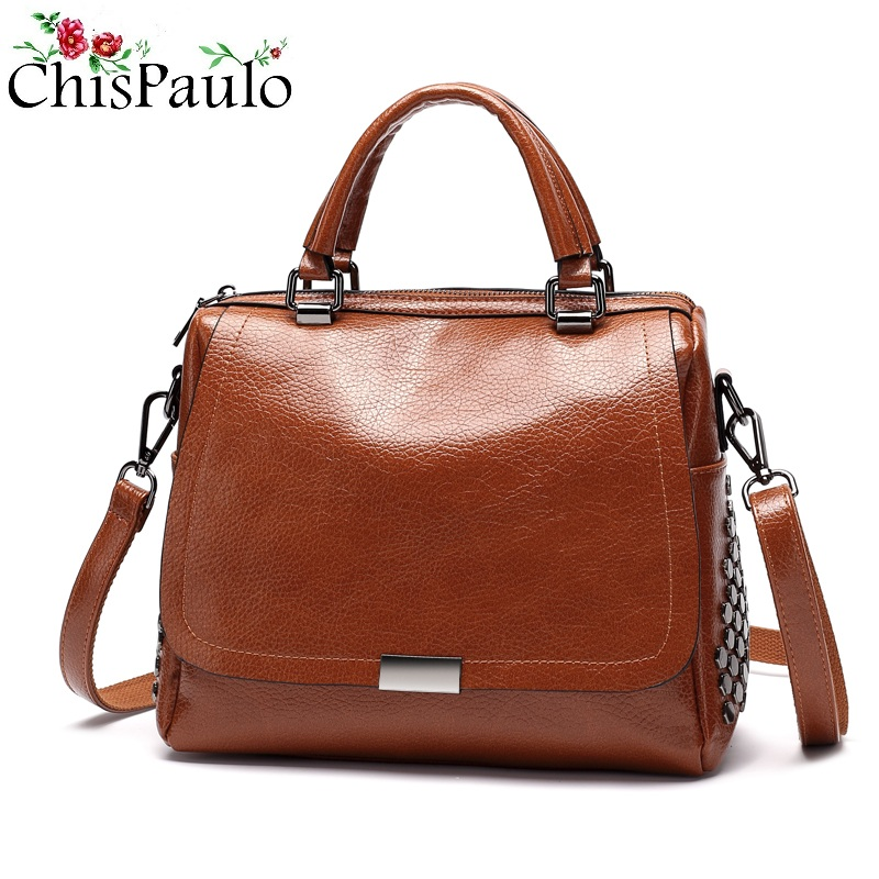 Genuine Leather Bag For Women Bag Female Luxury Brands Designer Handbags Fashion Women's Shoulder Crossbody Messenger Bags T12 lafestin luxury shoulder women handbag genuine leather bag 2017 fashion designer totes bags brands women bag bolsa female