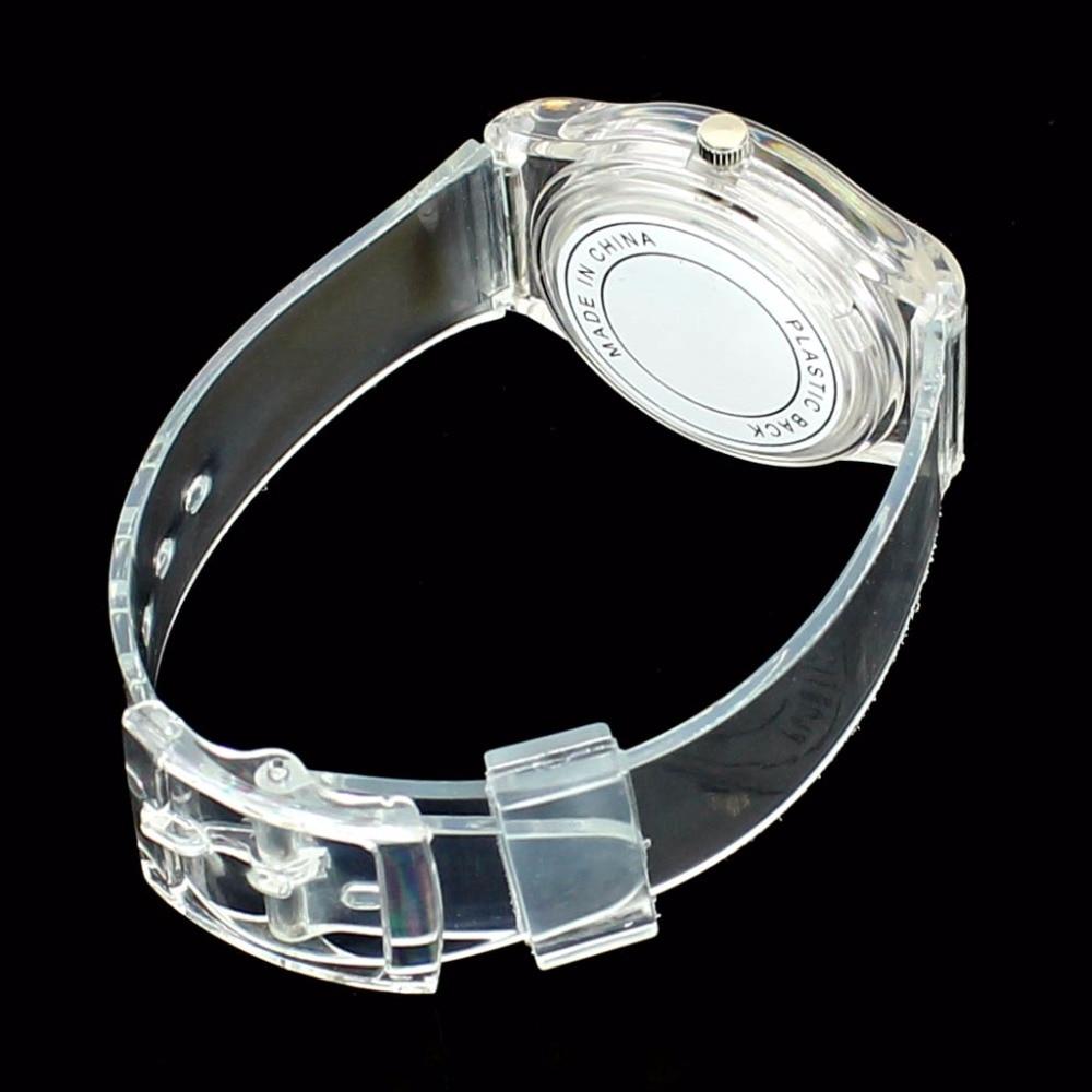 Rose bloem schedel hart kwaad duivel skeleton quartz horloge mode - Dameshorloges - Foto 5