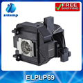Projector lamp ELPLP69 V13H010L69 for Projector EH-TW8000/ TW9000/ TW9100/ PowerLite HC 5010/ HC 5020UB/ EH-TW8100W / 6010