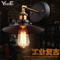 Indoor LED Wall Lamp  AC110V/220V Industrial Retro Sconce bedroom Decorate Wall Lights Free shipping