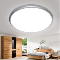 Contracted Modern Ceiling Lamp Plating Metal Integration LED Light Hall Porch Walkway Lobby Bar Store Decorate