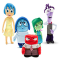 NEW hot 20cm 5pcs/set Inside Out Plush Toys soft Stuffed Doll Christmas gift