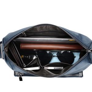 Image 2 - VORMOR Vintage torba męska torebka na ramię Crossbody torby męskie moda