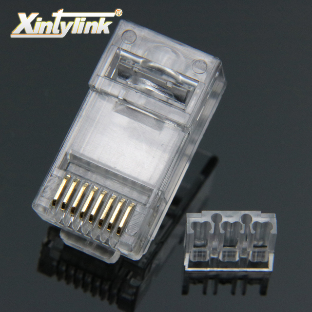 Incredible Xintylink Rj45 Connector Cat6 8P8C Load Bar Holder Ethernet Cable Rj Wiring Digital Resources Hutpapmognl