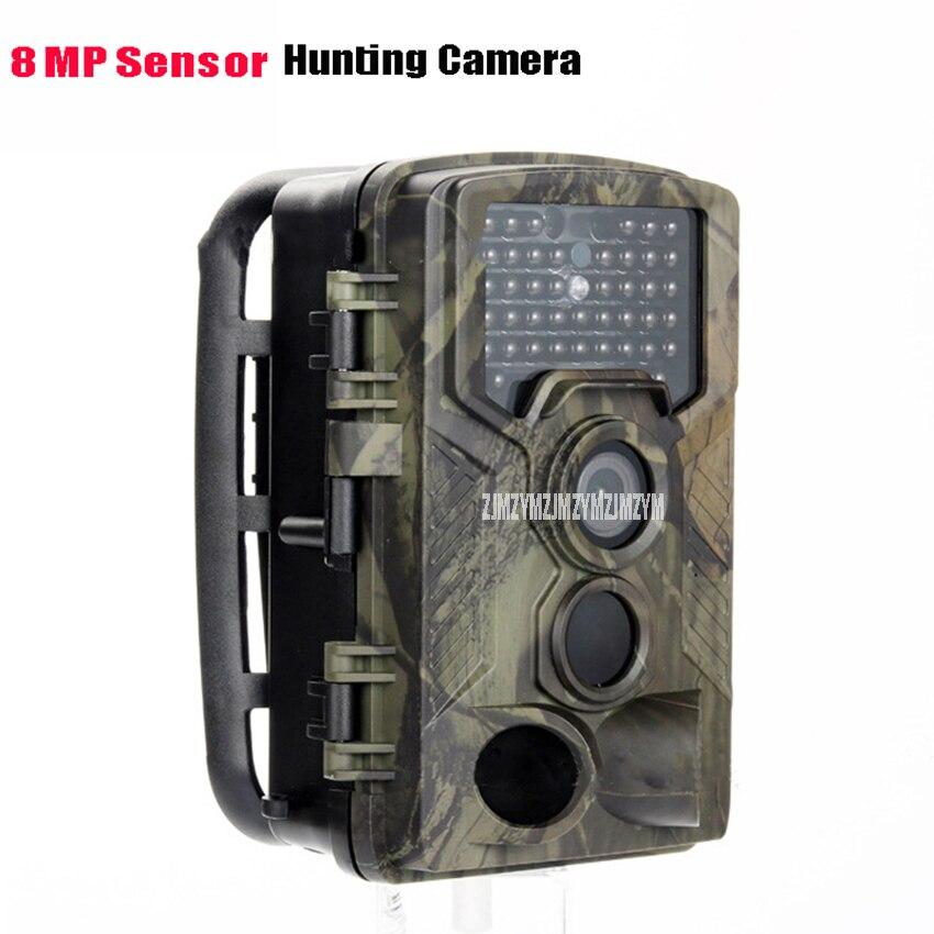 HC800A en plein air sauvage IR caméras infrarouges pièges Scouting chasse caméra 8MP vidéo Vision nocturne chasseur caméra pour la chasse au jeu