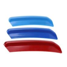 Motorsport-Sticker Front-Grilles-Trim Rapid Skoda for Car-Styling 3D