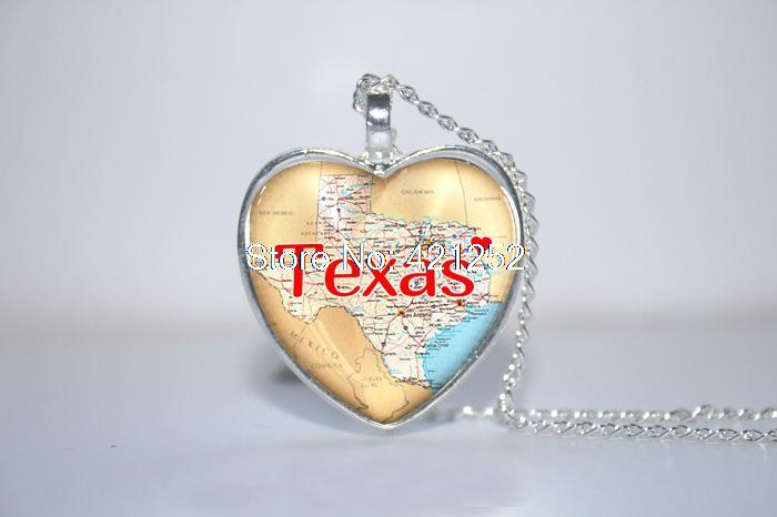 Aliexpress buy 10pcslot texas pendant texas necklace state aliexpress buy 10pcslot texas pendant texas necklace state heart necklace god bless texas heart necklace glass photo cabochon necklace from mozeypictures Choice Image