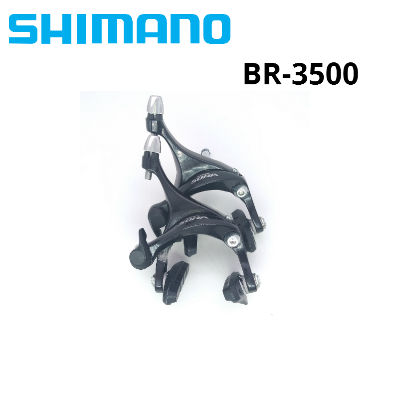 shimano BR 2400 3500 SORA R3000 Caliper Brake Using for Road Bicycles Brake System Bike Calipers front and rearshimano BR 2400 3500 SORA R3000 Caliper Brake Using for Road Bicycles Brake System Bike Calipers front and rear
