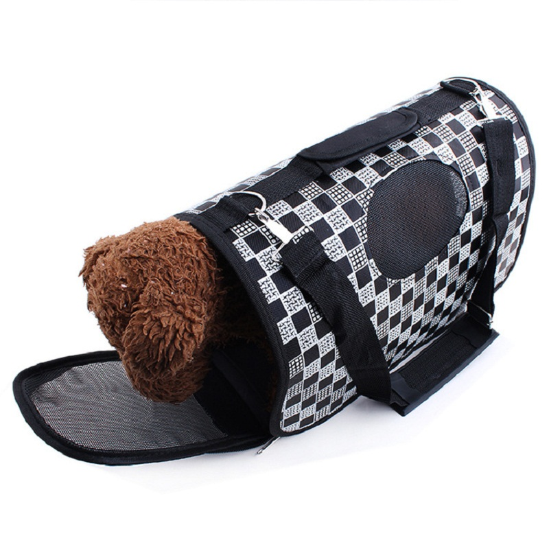 Puppy Cat Bag Tote Carry Carrier Dog House Folding Pet Carrier Sleepping Bag Carry Hand Tote Dog Bag Travel Portable