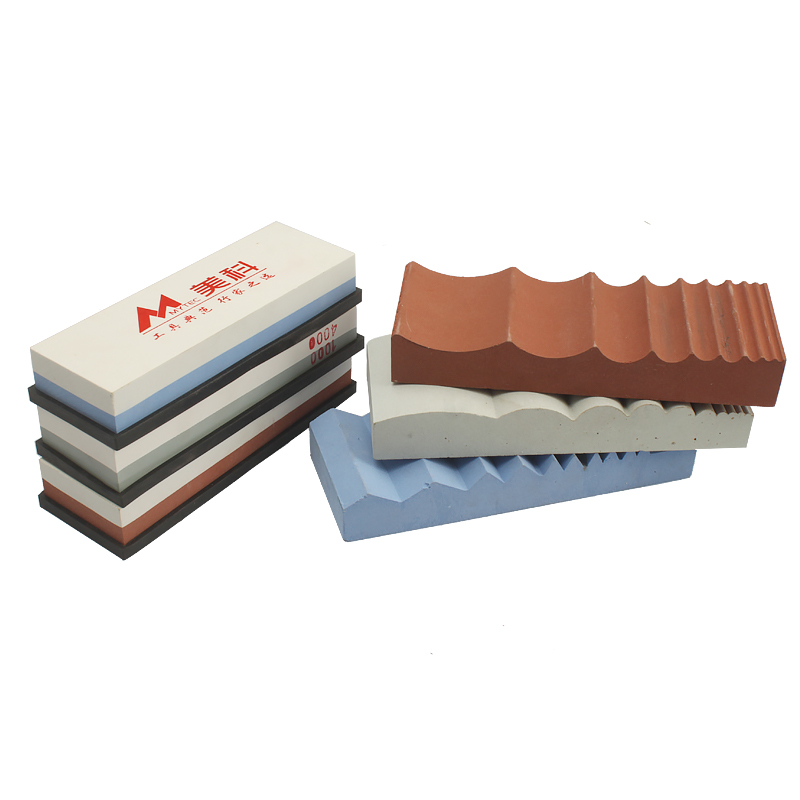Professional Whetstone Knife Sharpening Stone, 2-Sided Knife Sharpener Carving Chisels Gouges Waterstone Honing Stone 7 2 5 whetstone sharpening stone 8000 3000 knife sharpener oilstone polishing
