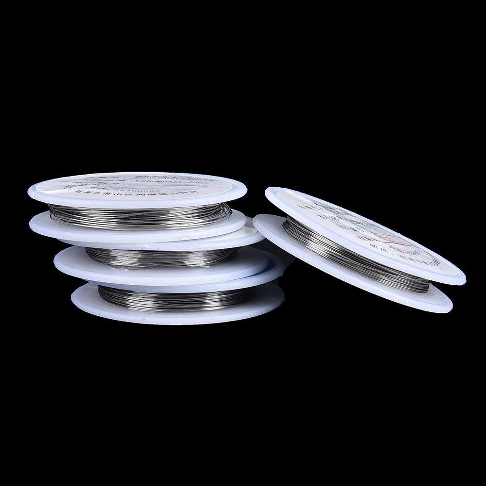 1 Roll/40g 0.20,0.25,0.30,0.40mm Dental Ligature Wires Stainless Steel Wire Dental Orthodontic Line