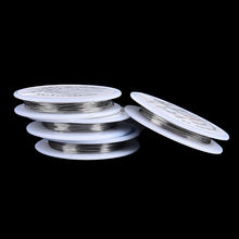 1 Roll/40g 0.20,0.25,0.30,0.40mm Dental Ligature Wires Stainless Steel Wire Dental Orthodontic Line dental acrylic organizer holder case for orthodontic preformed wire