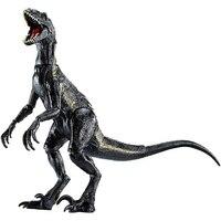 Jurassic World Original Dinosaur Park Indoraptor Figure Fallen Kingdom Villain Velociraptor Simulation Dinosaur Model Collection