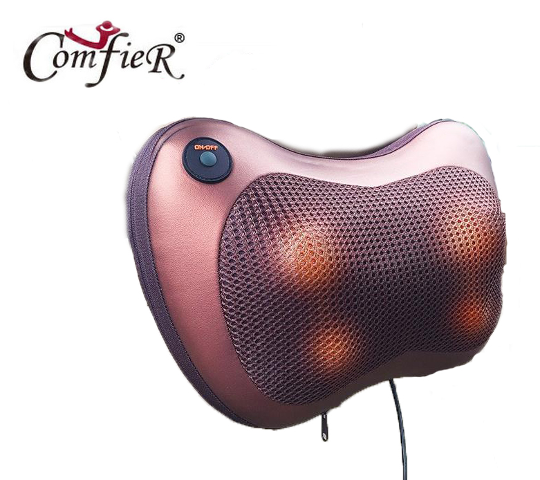 ФОТО Cervical vertebra body massager massager general multi-function electric household car massage pillow, massage cushion