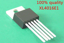 Free shipping 2PCS XL4016E1 XL4016 TO-220-5 The new quality is very good work 100% of the IC chip