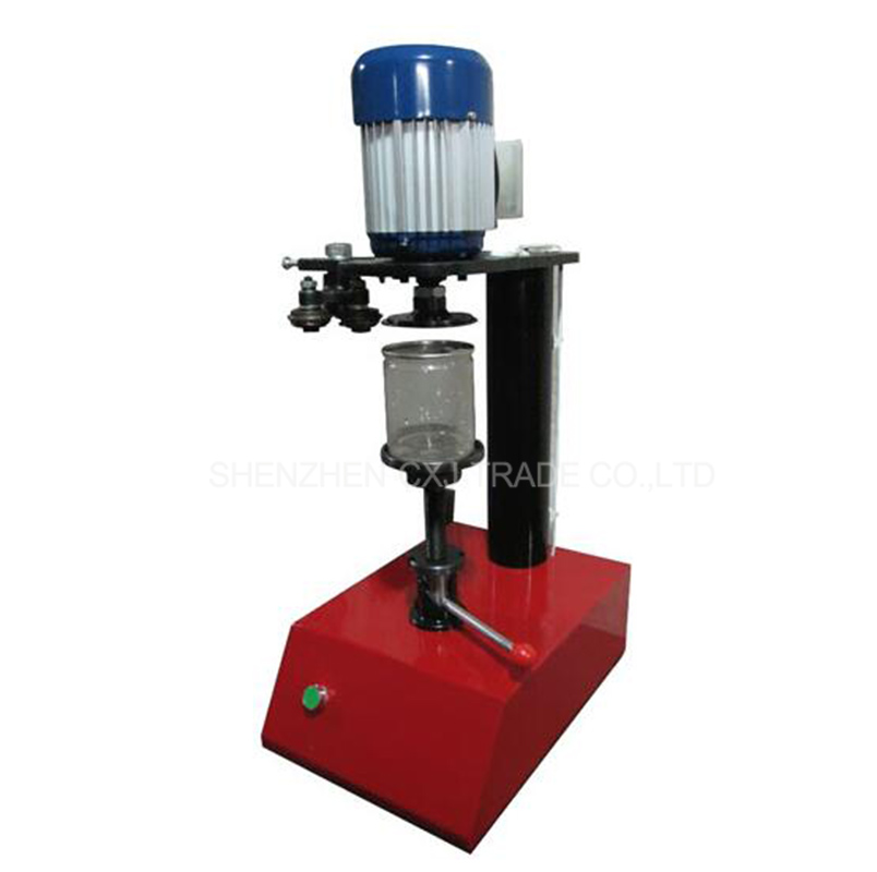 Electric PET can sealing machine in tin cans plastic canned food jar capper can capping machine thermo operated water valves can be used in food processing equipments biomass boilers and hydraulic systems