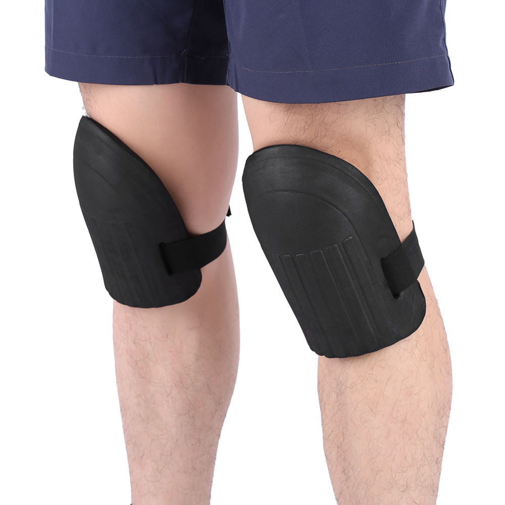 Cushion Soft Foam  Gardening Builder  Knee Pads Cycling kneecap Protectors