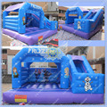 New Design Inflatable Bounce House Slide, Inflatable Jumping Castle for Rental Business,Princess Bouncer Commercial Quality