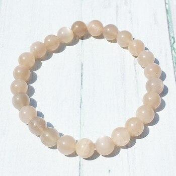 Bracelet Pierre De Soleil Naturelle