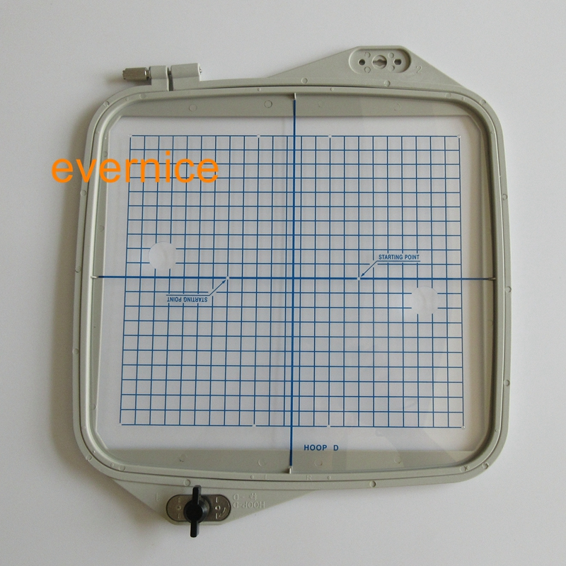 Embroidery Hoop D 9 1 x7 9 for Janome MC300E 350E MC9500 9700 MC10000 10001