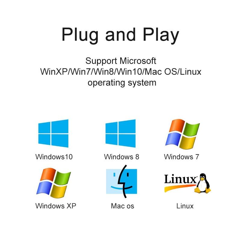 USB HUB 2.0 4 Port