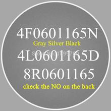 4x 4F0601165N 5-звездочный крышкой 8R0601165 черного и серого цвета 4L601165D