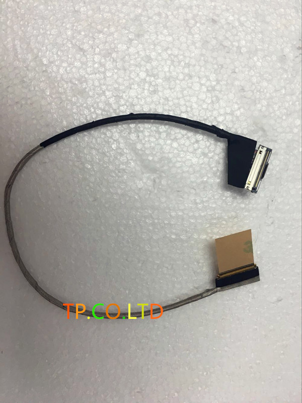 Genuine New Free Shipping Original For DELL Vostro 5460 5470 v5460 V5470 laptop 5PJV2 05PJV2 JW8 LVDS CABLE DD0JW8LC010