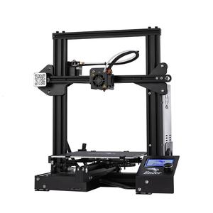 Image 3 - Hot Sale Ender 3 Kit 3D Printer Large Size Ender 3X Printers 3D Continuation Print Power Creality