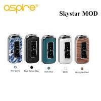 Aspire Skystar 210 W Dokunmatik Ekran TC MOD Fit çift 18650 pil kutusu mod aspire elektronik sigara m