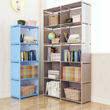 155*80*29cm bookshelf 5COLORS book shelf Support 800kg bookcase floating modern home furniture