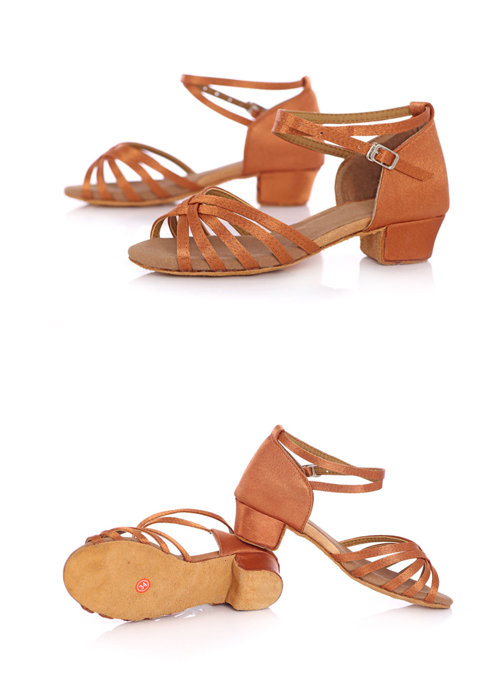 New Arrival Ballroom Tango Latin Dance Shoes High Quality Latin Woman Dancing Shoe Wholesale Women'S Heel Shoes Fast Shipping (10)