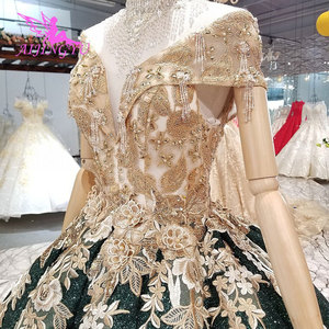 Image 1 - AIJINGYU Spanish Wedding Dress Gowns engagement Turkish Sexy Plus Size 26 Short Bridal Gown Design Dresses To Wear To A Wedding