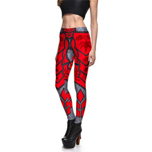 2016 New Design Spring Summer WOW OF THE HORDE Legins Popular Fashion Leggins Printed Women Leggings