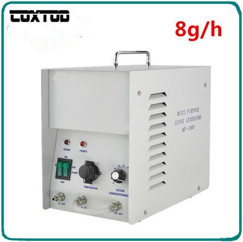 COXTOD 8g Different Size Ozone Generator for Water Air Oil treatment Water Ozonator Water Purifier Fruit and Vegetable Washer bruder пикап ram 2500